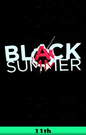 black summer movie poster vod