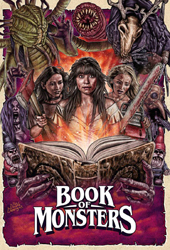 book of monsters movie poster vod