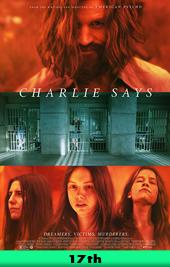 charlie says movie poster vod