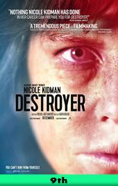 destroyer movie poster vod
