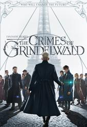 fantastic beast the crimes of grindelwald movie poster vod