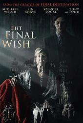final wish movie poster vod