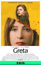 greta movie poster vod