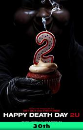 happy death day 2 U movie poster vod