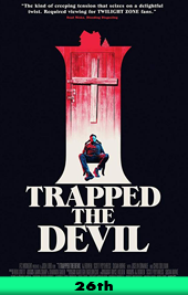 i trapped the devil movie poster vod