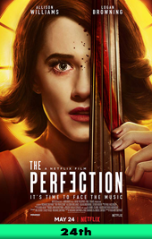the perfection movie poster vod