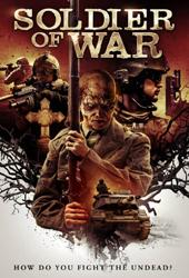 soldier of war movie poster vod