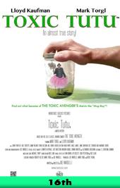 toxic tutu movie poster vod