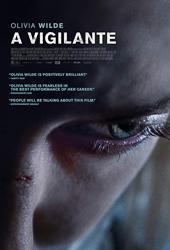 a vigilante movie poster vod