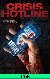 crisis hotline movie poster vod