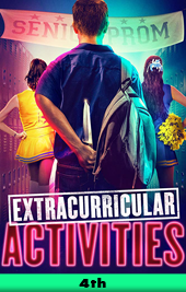 extracurricular activities movie poster vod