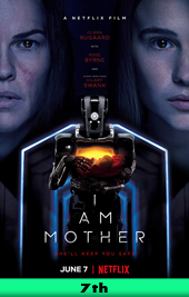 i am mother movie poster vod