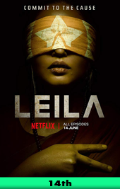 leila movie poster vod
