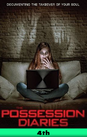 the posession diaries movie poster vod