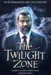 the twilight zone movie poster vod