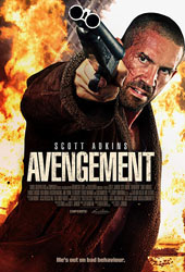 avengement movie poster vod