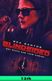 blindsided movie poster vod