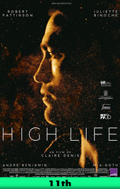 high live movie poster vod