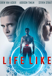 life like movie poster vod