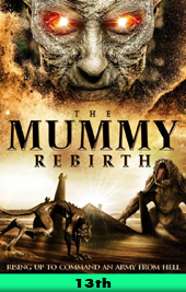 the mummy rebirth movie poster vod