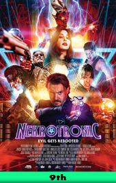 nekrotronic movie poster vod