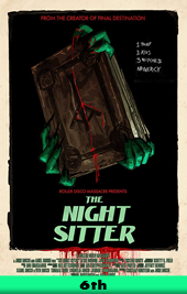 the night sitter movie poster vod