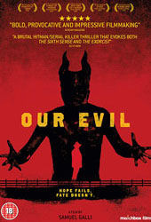 our evil movie poster vod