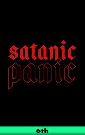 satanic panic movie poster vod