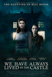 we have always lived in the castle movie poster vod