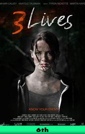 3 lives movie poster vod