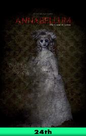 annabellum the curse of salem movie poster vod