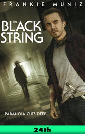 black string movie poster vod