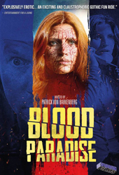 blood paradise movie poster vod