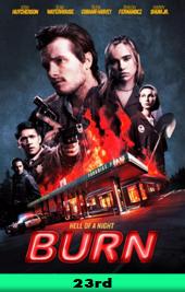 burn movie poster vod