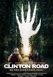 clinton road movie poster vod