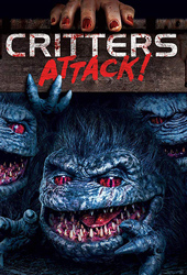 critters attack movie poster vod