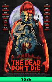 the dead dont die movie poster vod