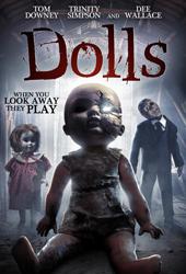 dolls movie poster vod