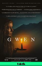 gwen movie poster vod shudder