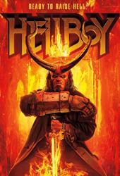 hellboy movie poster vod