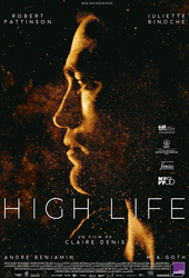 high life movie poster vod