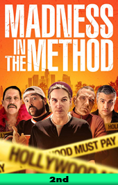 madness in the method movie poster vod