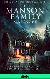 manson family massacre movie poster vod