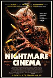 nightmare cinema movie poster vod