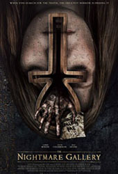 nightmare gallery movie poster vod