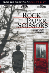 rock paper scissors movie poster vod