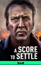 score to settle movie poster vod