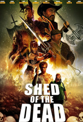 shed of the dead movie poster vod