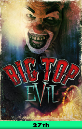 big top evil movie poster vod