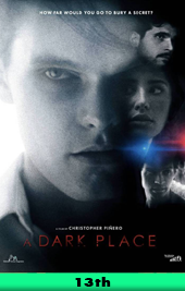 a dark place movie poster vod